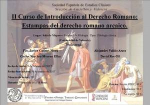 Curso de Derecho Romano - Febrero 2017